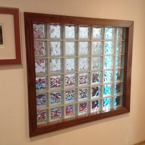 Concept joinery interiors blog joinery derby bespoke for Glass block window frame