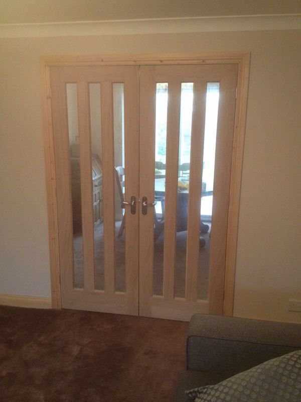 French Doors Fitted Nuthall Nottingham